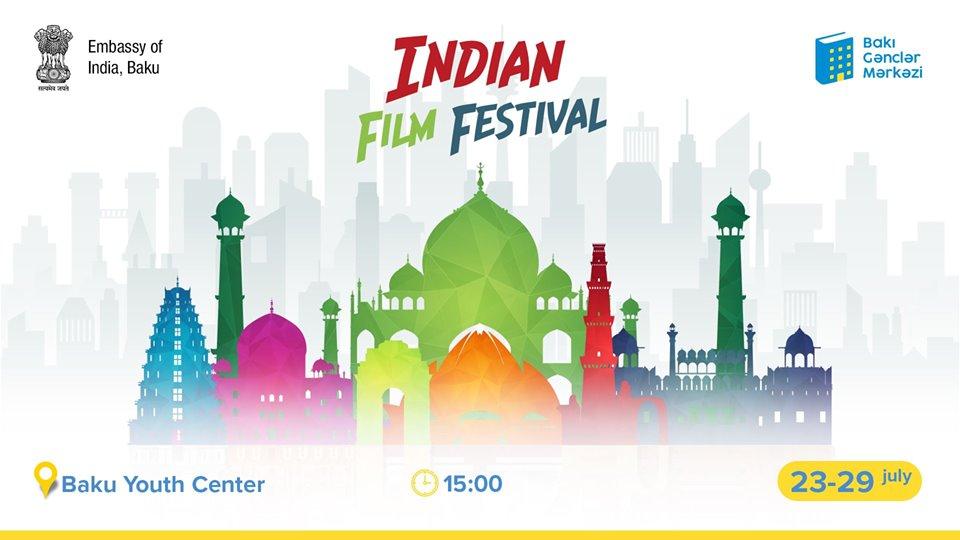 Bakıda Hindistan Film Festivalı başlayır