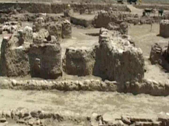 Azərbaycanda qəsr tapıldı – VİDEO