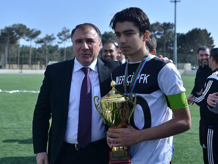 Искендер Джавадов: «Без поддержки бизнеса в нашем футболе не будет развития»