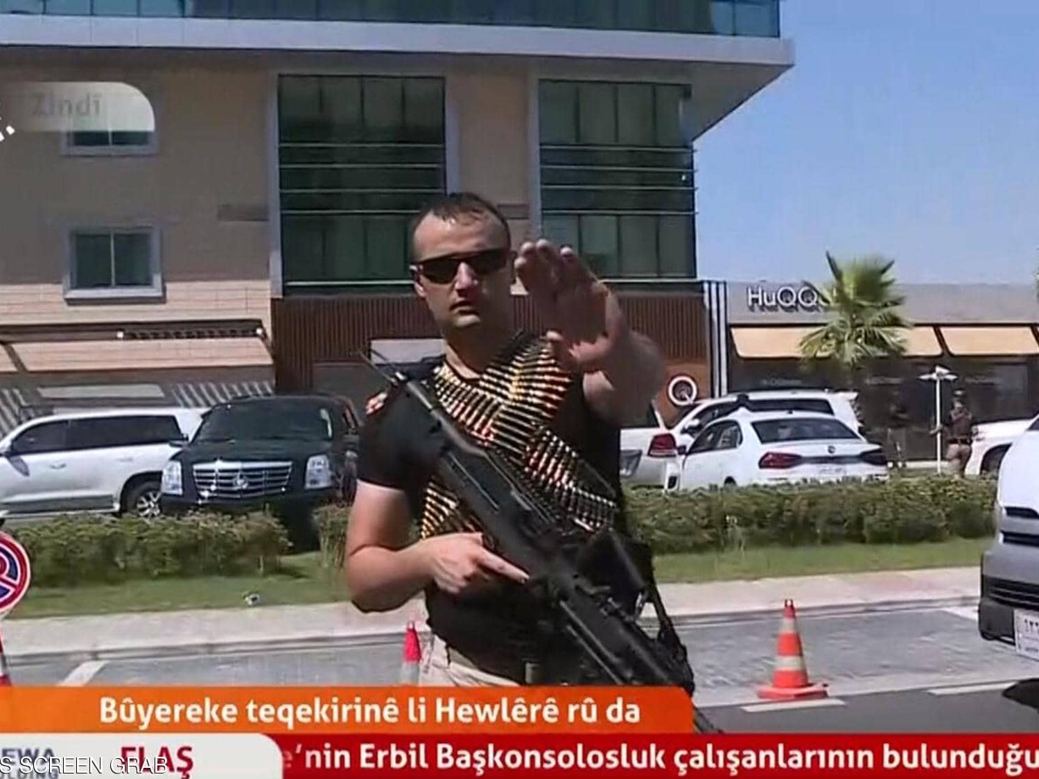 Трое турецких дипломатов погибли при нападении в столице Иракского Курдистана