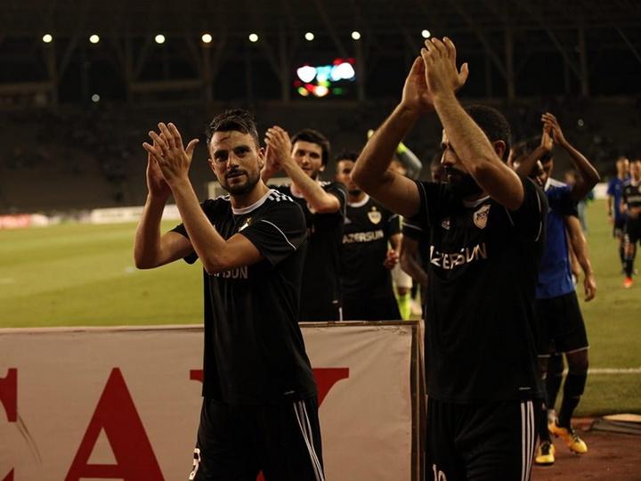 «Карабах» обыграл «Партизани» и пробился во второй квалификационный раунд - ОБНОВЛЕНО
