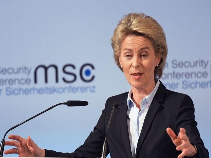 Avropa Komissiyasının yeni prezidenti seçilib