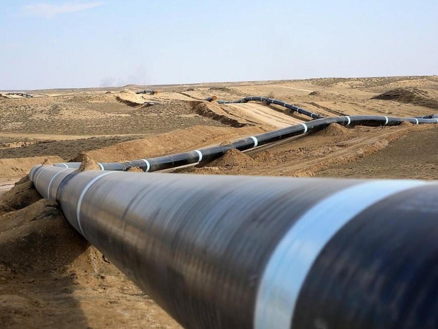 Азербайджан за 5 месяцев экспортировал природный газ на 1 миллиард долларов