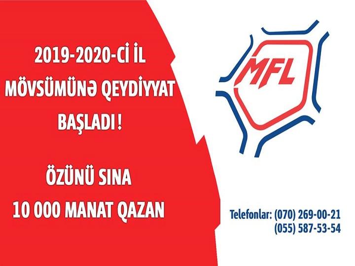 MFL 2019-2020-ci mövsüm üçün qeydiyyatın başlanmasını elan edir - VİDEO
