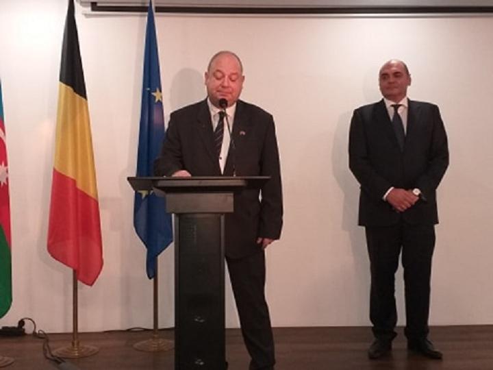 Bakıda Belçikanın Milli Günü qeyd edilib