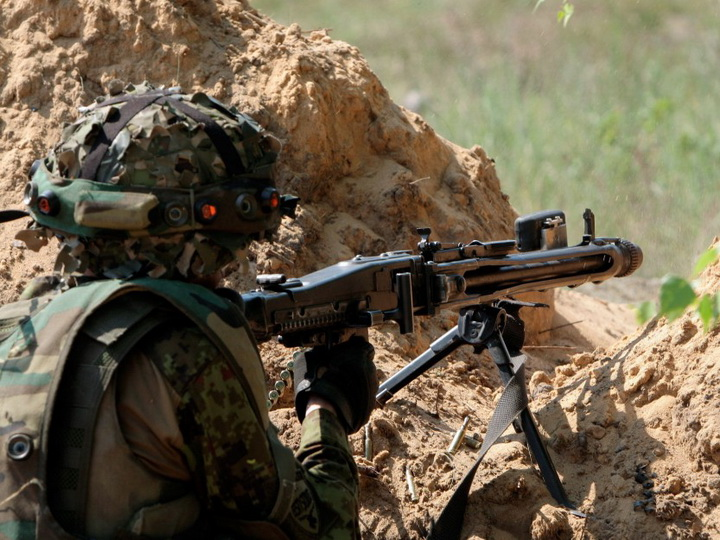 Вооруженные силы Армении обстреляли село Чыраглы Агдамского района