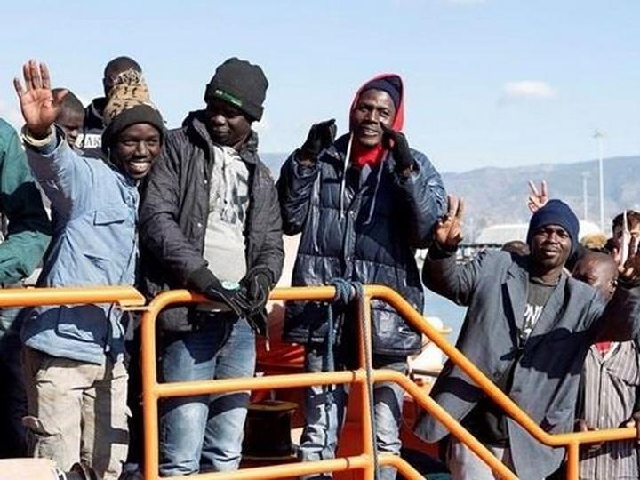 В Европу с начала года прибыли свыше 34 тысяч беженцев