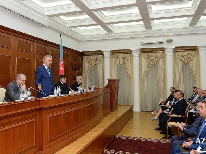 В Кабинете Министров состоялось заседание Центральной Комиссии по содействию переписи населения - ФОТО