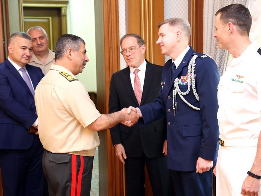 Закир Гасанов послу США: Ереван намеренно затягивает мирные переговоры - ФОТО