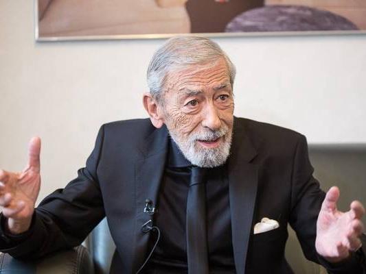 Вахтанг Кикабидзе признался в любви к Азербайджану: «Надо устранить любую возможность конфликта»