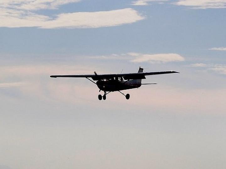 В Калифорнии при крушении небольшого самолета погибли четыре человека - ФОТО