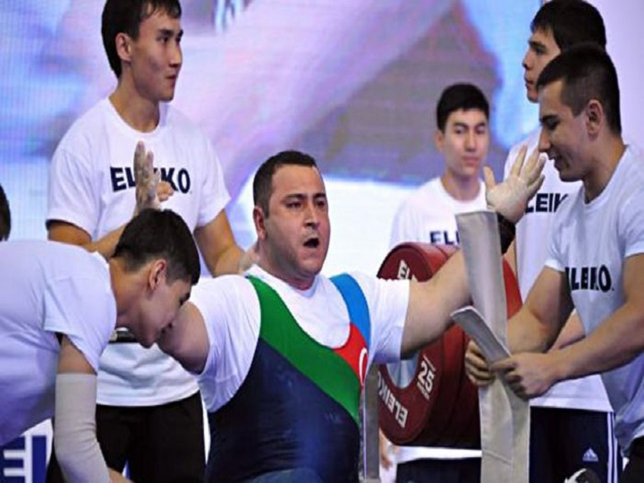 "Paralimpiyaçımız ""Tokio 2020"" paralimpiya oyunlarına ilk lisenziyanı qazandı"