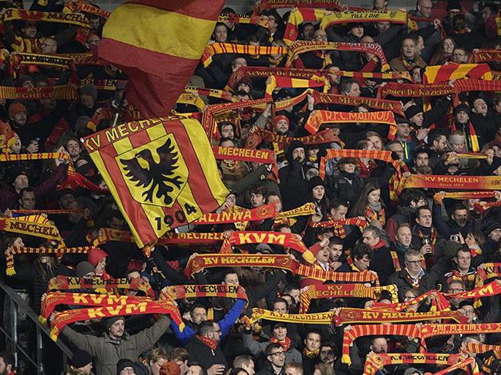УЕФА отстранил клуб из Бельгии от участия в Лиге Европы