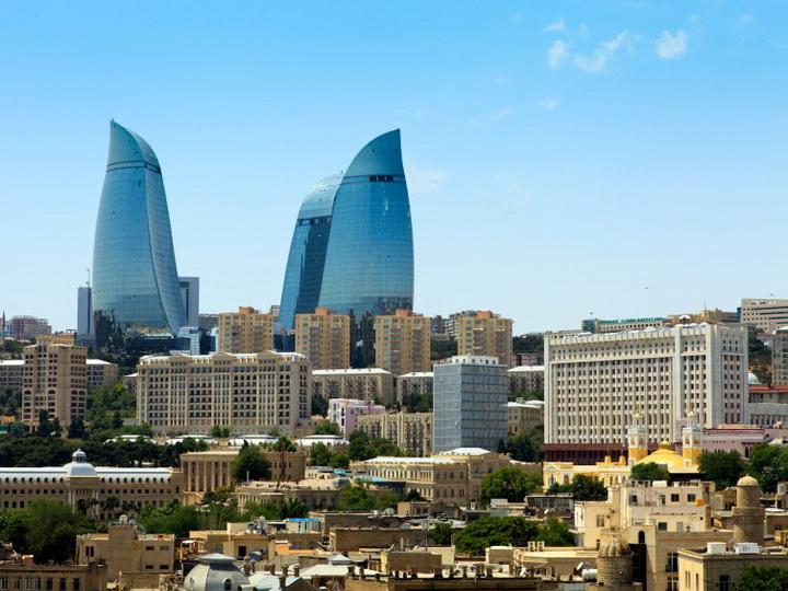 Завтра в Баку жарко, но ветрено