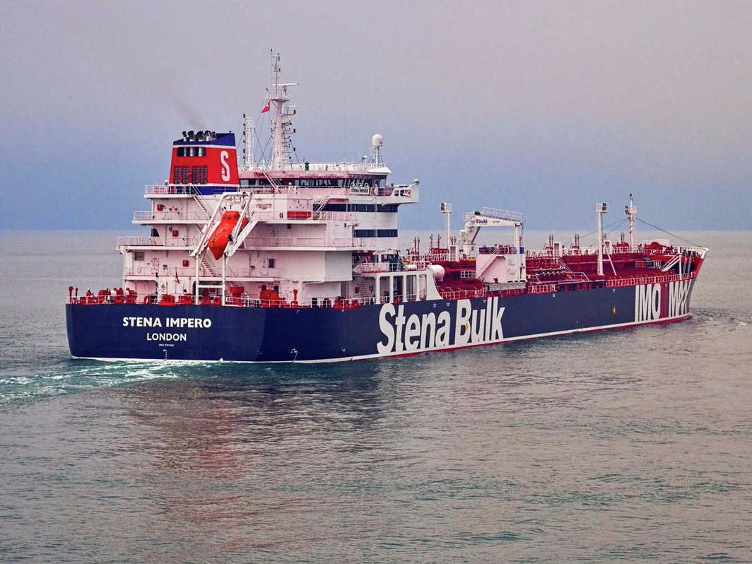 Испания потребовала от Ирана освободить британское судно