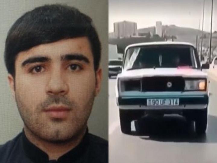 В Баку задержан автош, рекламировавший себя в Facebook – ФОТО – ВИДЕО