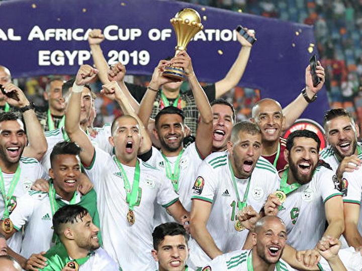 Сборная Алжира по футболу во второй раз завоевала Кубок африканских наций - ФОТО - ВИДЕО