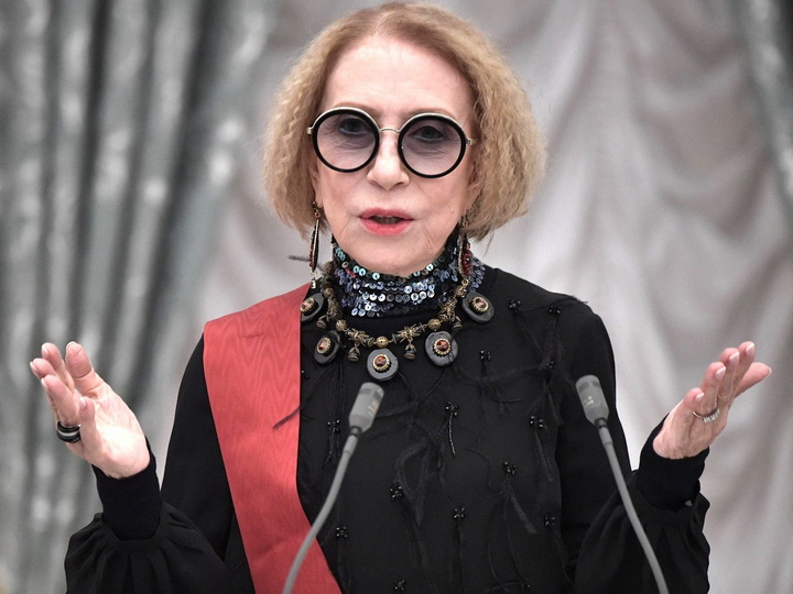 Актриса Инна Чурикова находится в реанимации