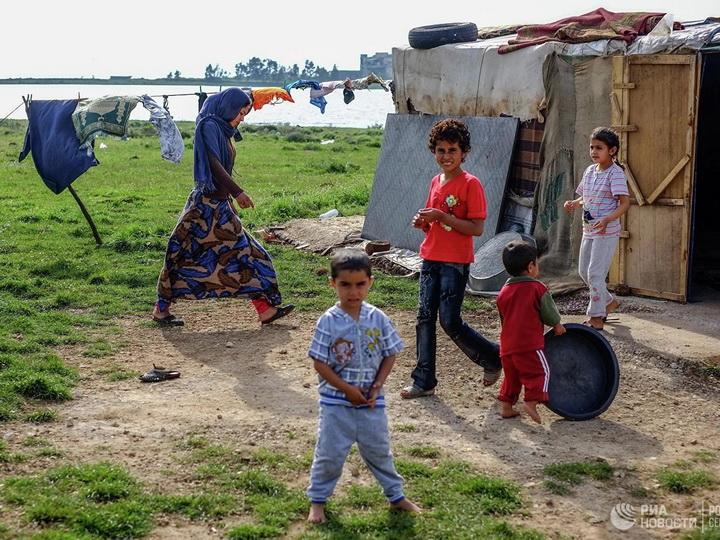 В Сирию за сутки вернулись более 1500 беженцев