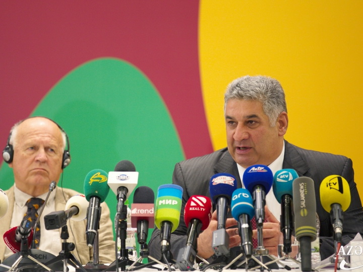 Министр молодежи и спорта: На Олимпийский фестиваль продано 6750 билетов - ФОТО