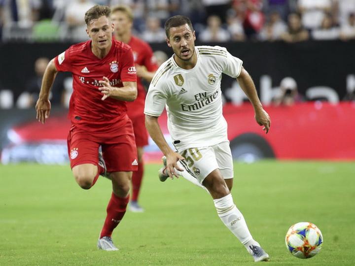 «Бавария» победила «Реал» в матче Международного кубка чемпионов - ФОТО - ВИДЕО