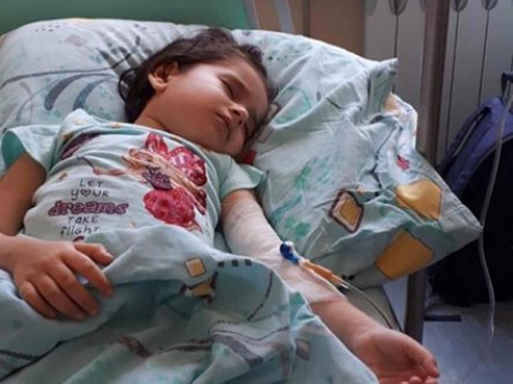Маленькой Аян требуется пересадка костного мозга: нужна помощь – ФОТО