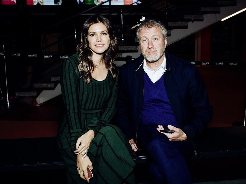 Экс-супруга Романа Абрамовича выходит замуж за греческого миллиардера – ФОТО