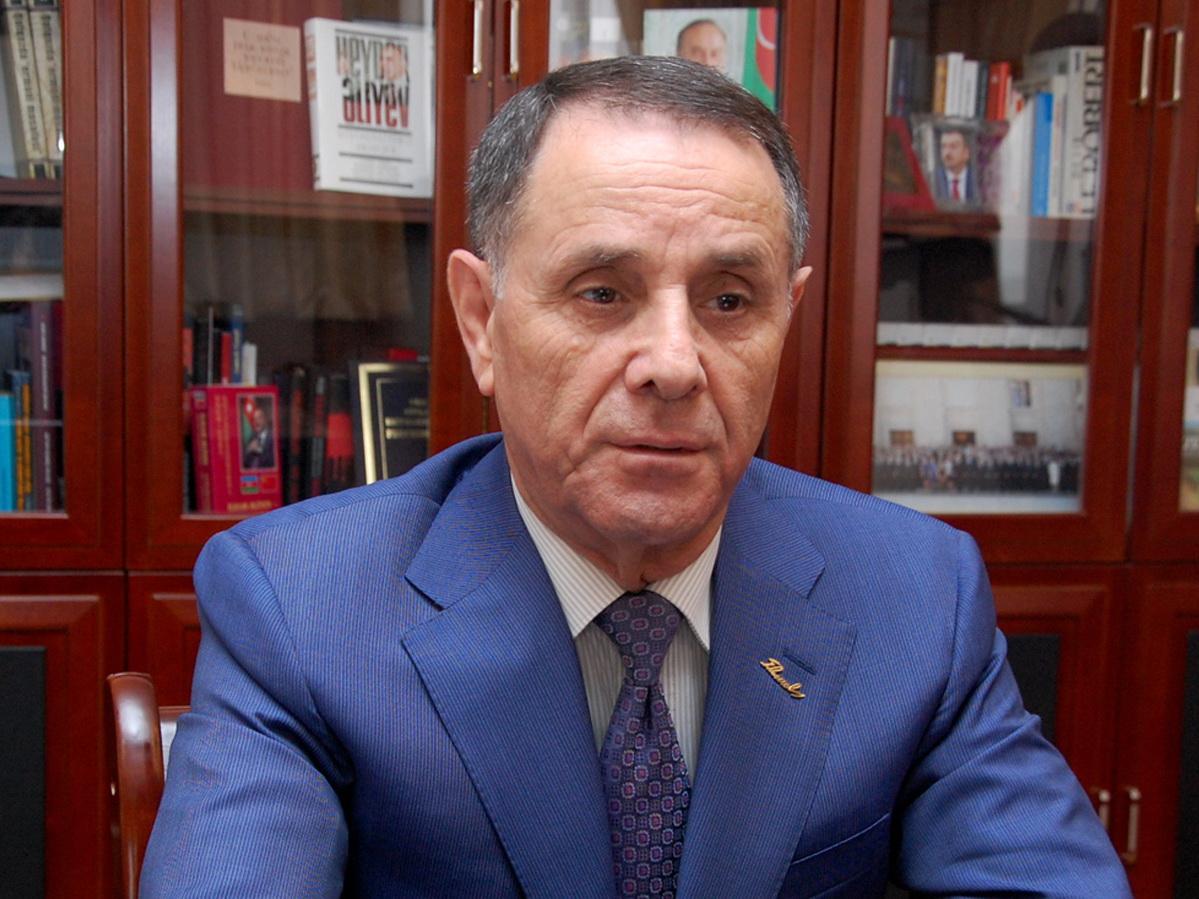 Novruz Məmmədov: Müasir Azərbaycan mətbuatı öz inkişaf dövrünü yaşayır