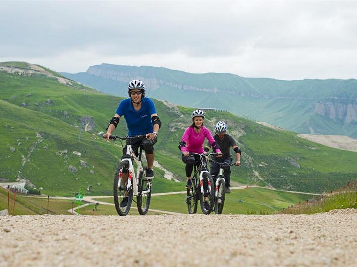 Шахдаг попал в топ-5 самых популярных горных курортов СНГ