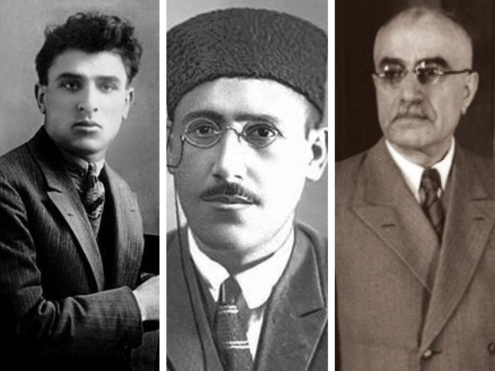 Histogram об уничтожении азербайджанской интеллигенции и расстреле более 200 тысяч крестьян - ВИДЕО