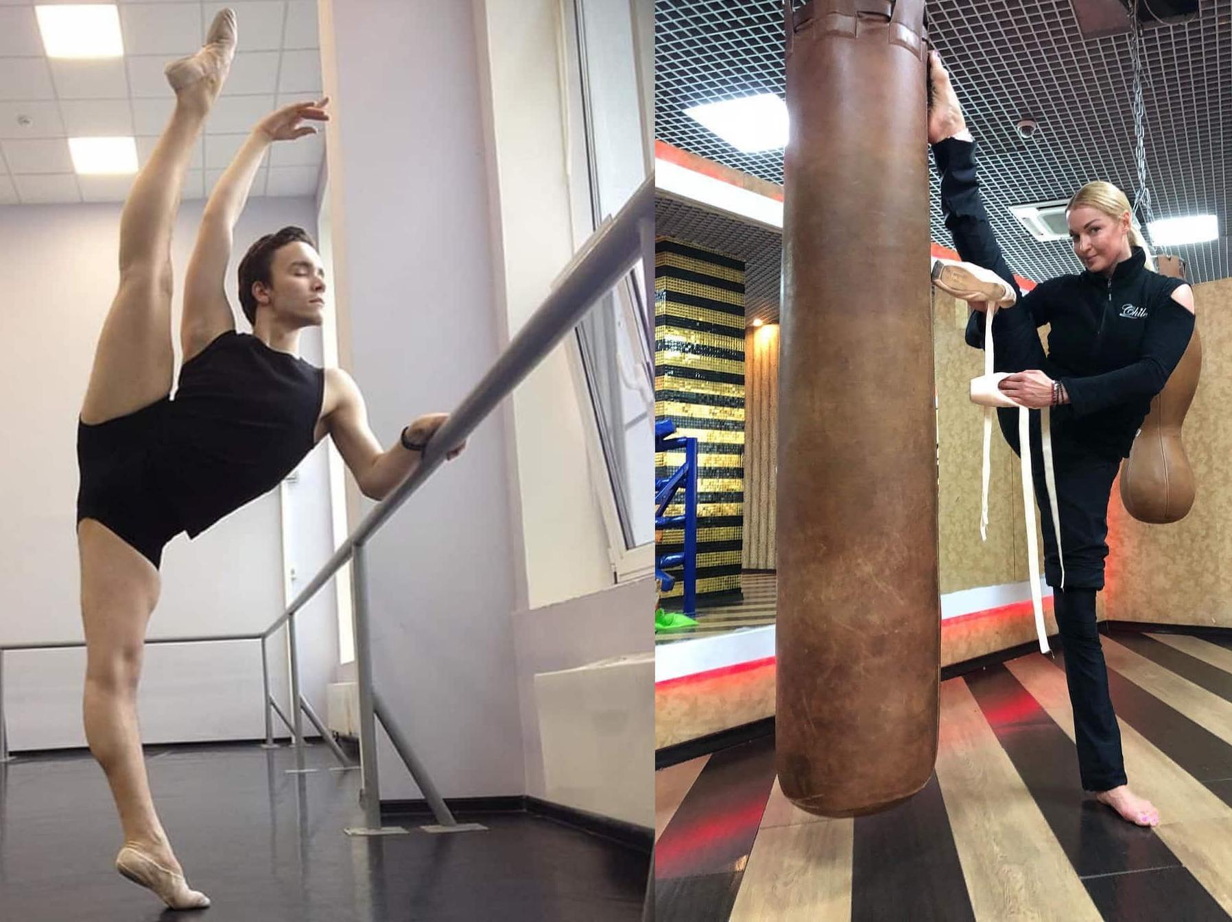 Фарид Казаков отказался от участия в проекте Анастасии Волочковой: Она увидела конкуренцию в моем лице! - ФОТО