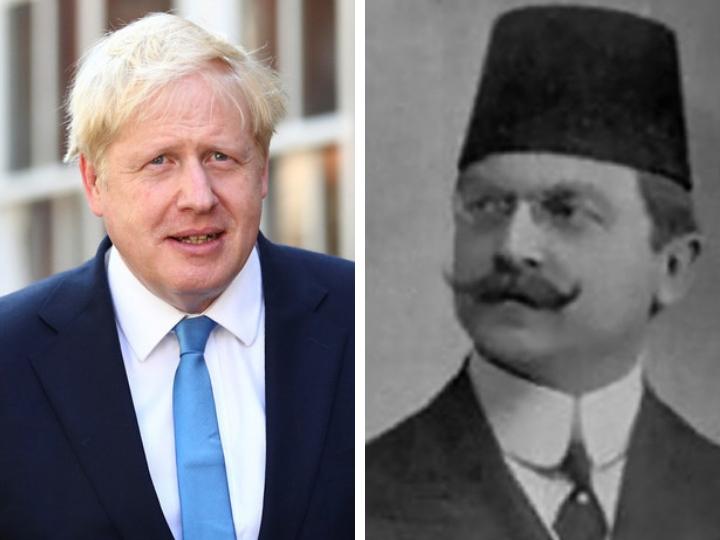 Борис Джонсон оказался внуком турецкоподданного