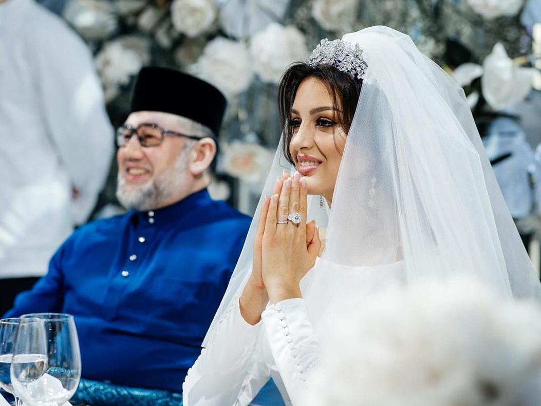 «Мисс Москва-2015» о разводе с бывшим королем Малайзии: Не могу сдержать слез… - ФОТО