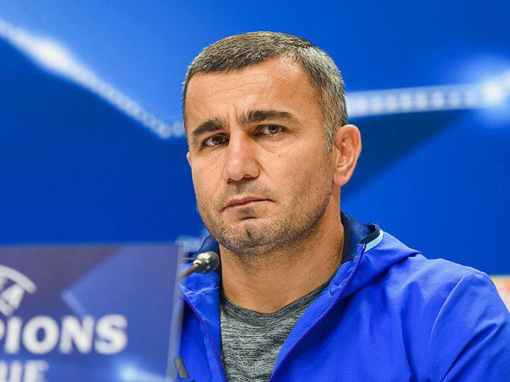 Гурбан Гурбанов: «Хотелось бы играть на поле с естественным покрытием, но сейчас у нас нет времени думать об этом»