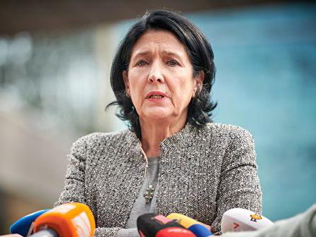 В Госдуме потребовали извинений от президента Грузии
