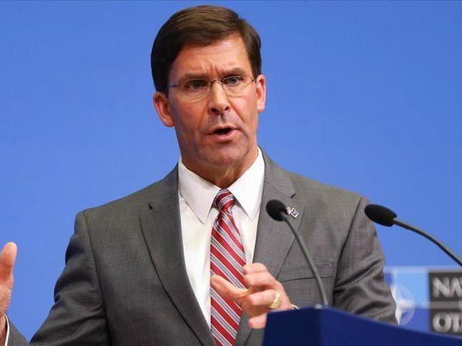 Сенат утвердил нового главу Пентагона