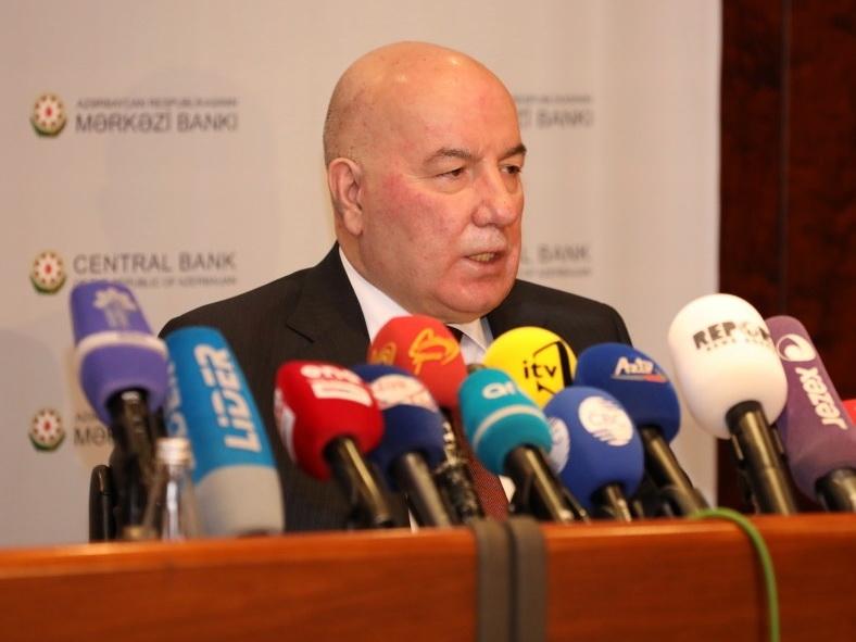 Эльман Рустамов: Стратегические валютные резервы Азербайджана достигли 49 миллиардов долларов