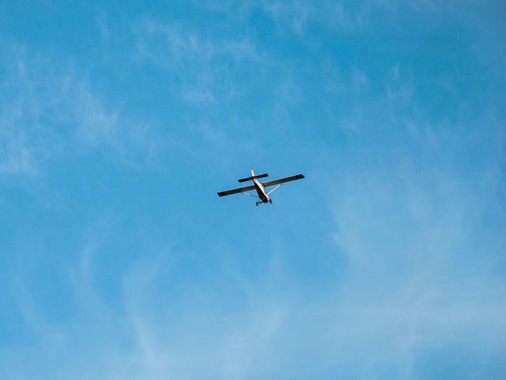 В Техасе три человека погибли при крушении легкомоторного самолета