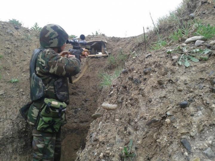 ГПС: На государственной границе продолжаются провокации вражеской стороны против наших боевых позиций