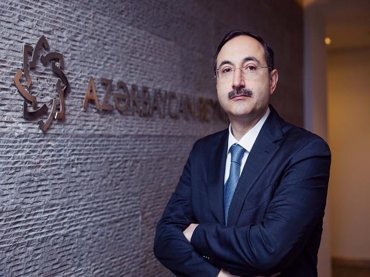 Azərbaycan Beynəlxalq Bankının baş direktoru: Xarici əlaqələrimizi daim inkişaf etdirməyə çalışırıq