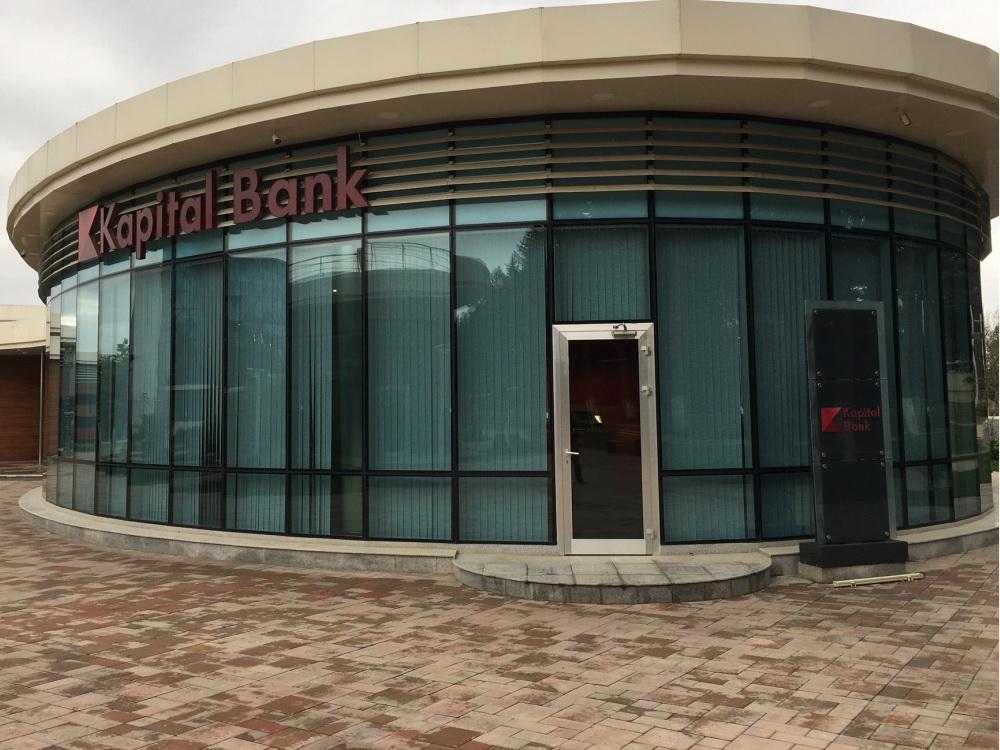 Открылся 100-й филиал Kapital Bank