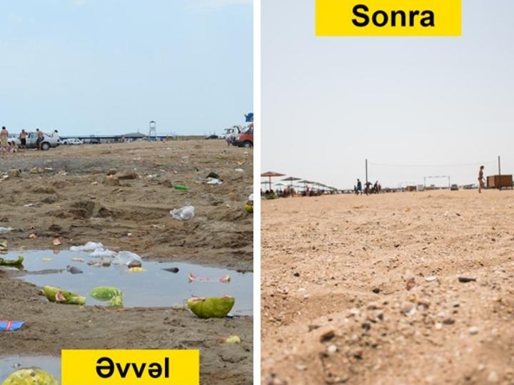 Грязь и смрад & чистота и порядок: Шиховский пляж с разницей в 4 дня - ФОТОФАКТ