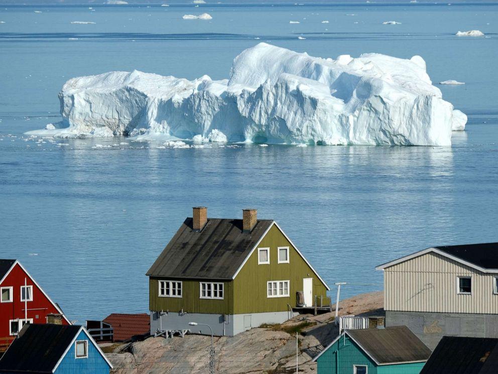 Qrenlandiya yer üzündən silinə bilər