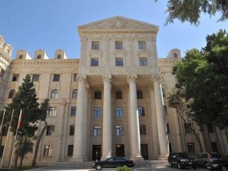 Azərbaycan Bolqarıstana nota verib