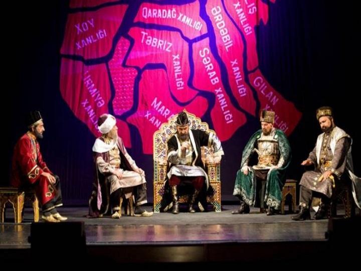 """Milli Dram Teatrı mövsümü """"Qarabağnamə"""" ilə açacaq"""