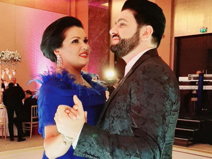 Анна Нетребко показала азербайджанскую свадьбу полумиллиону подписчиков в Instagram - ФОТО - ВИДЕО