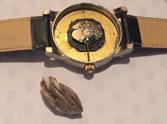 Saatın içindən çinlilərin qul kimi saxladığı adamın məktubu çıxdı
