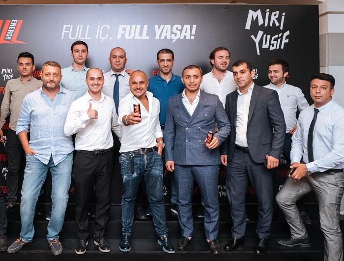 """İlk gündən bazara səs salan """"Full Energy"""" simasını təqdim etdi - FOTO - VİDEO"""