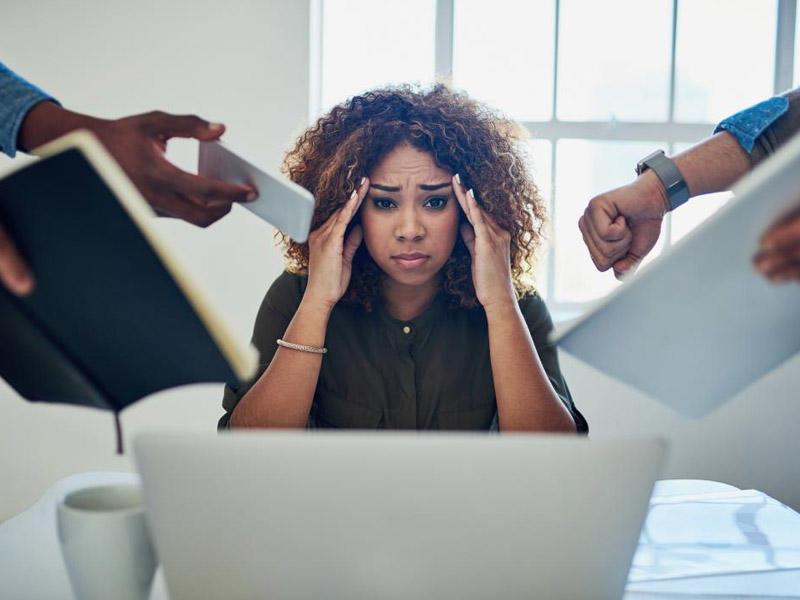 Stressi aradan qaldırmağın üsulları