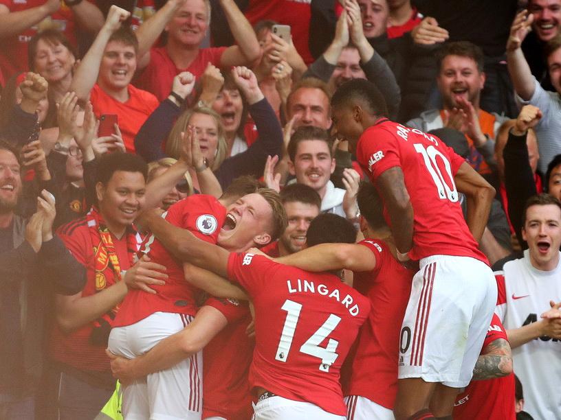 «Манчестер Юнайтед» разгромил «Челси» в матче 1-го тура АПЛ - ФОТО